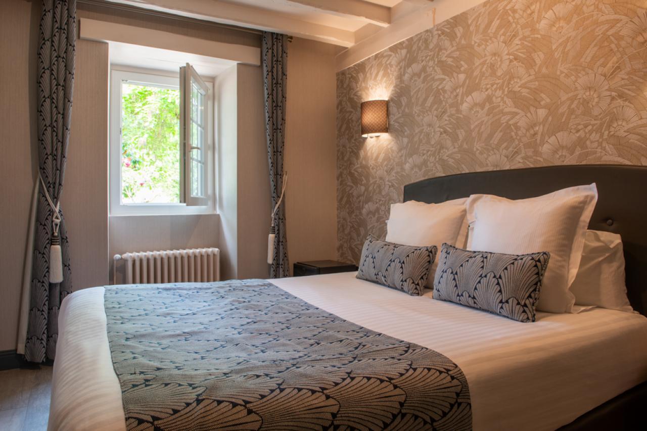 Hotel Relais des Landes - Room