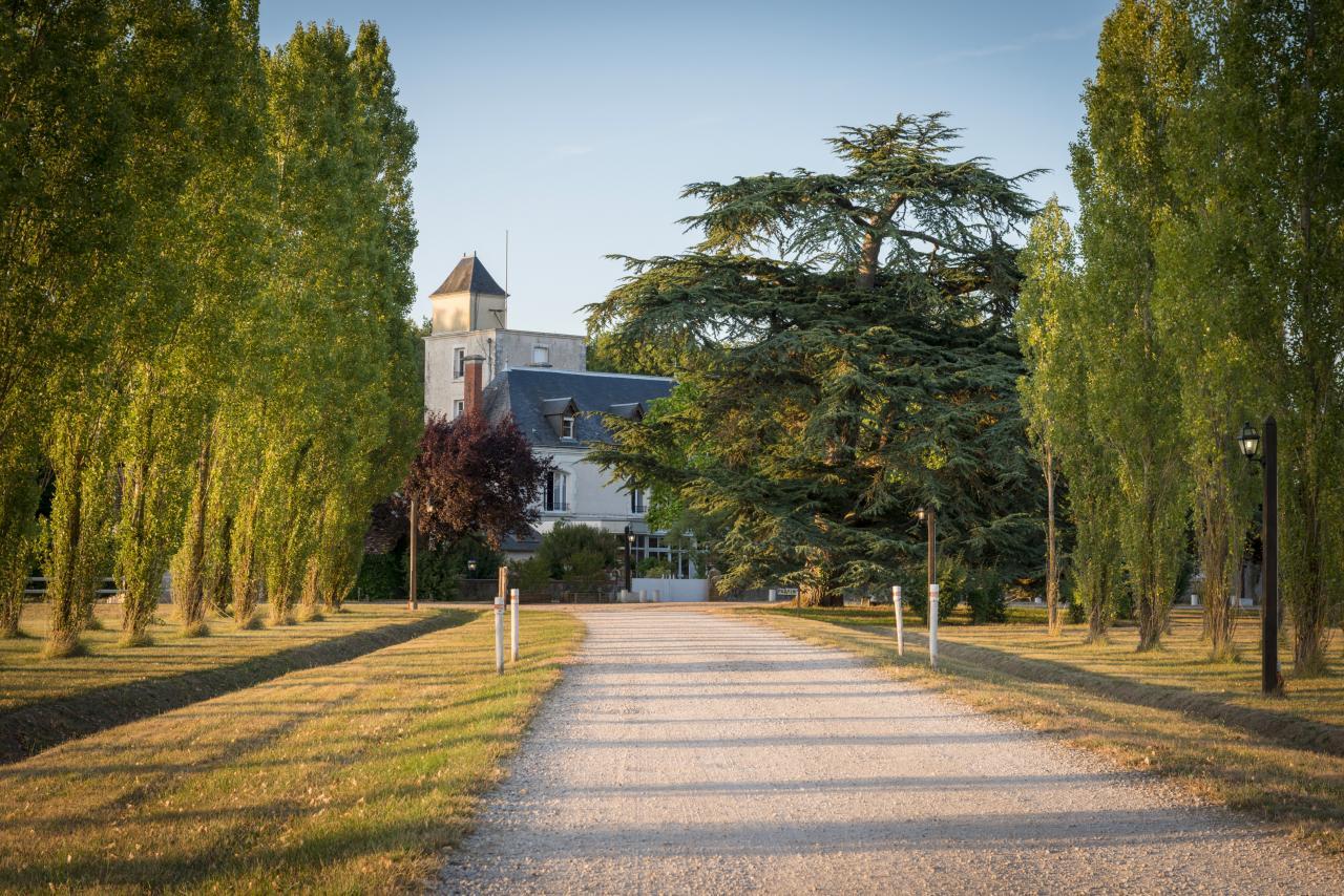 Hotel Relais des Landes - Garden