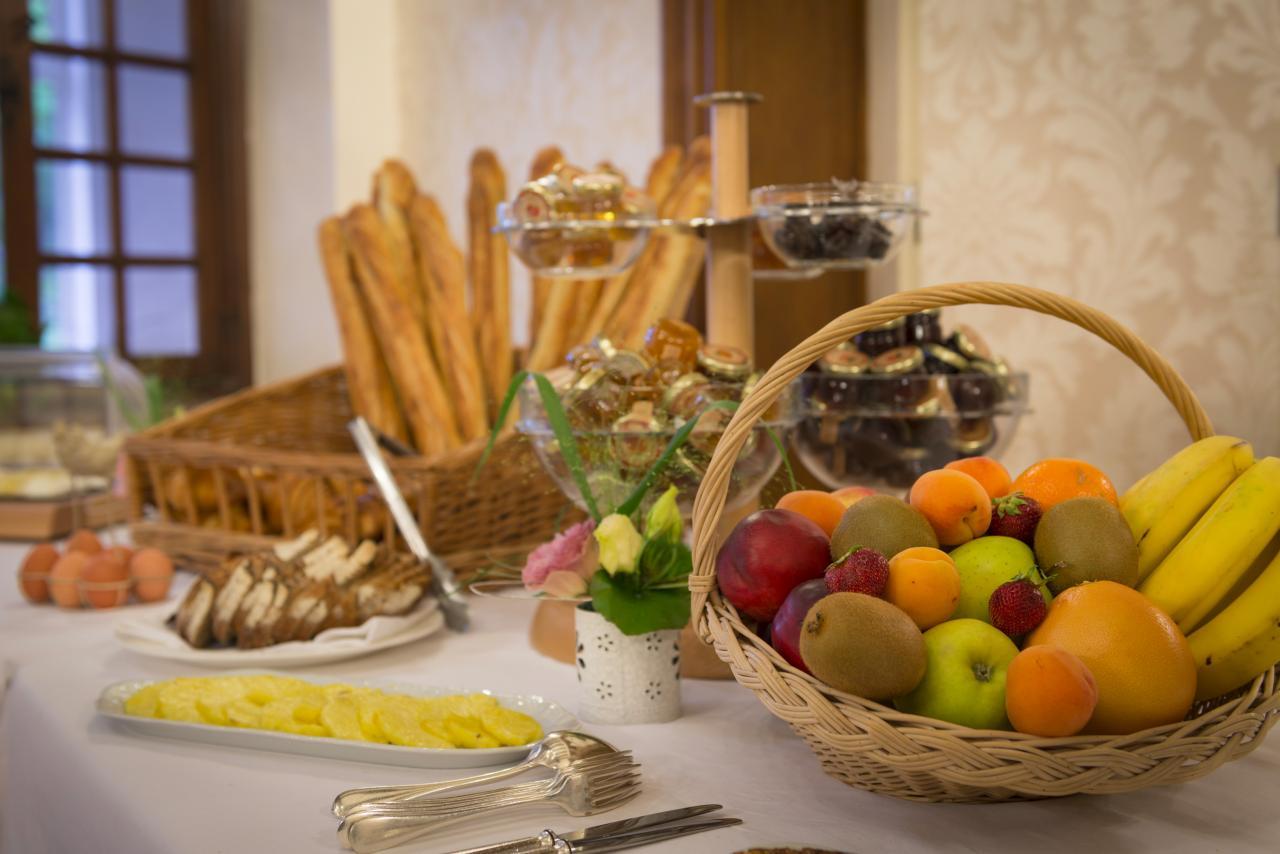 Hotel Relais des Landes - Breakfast