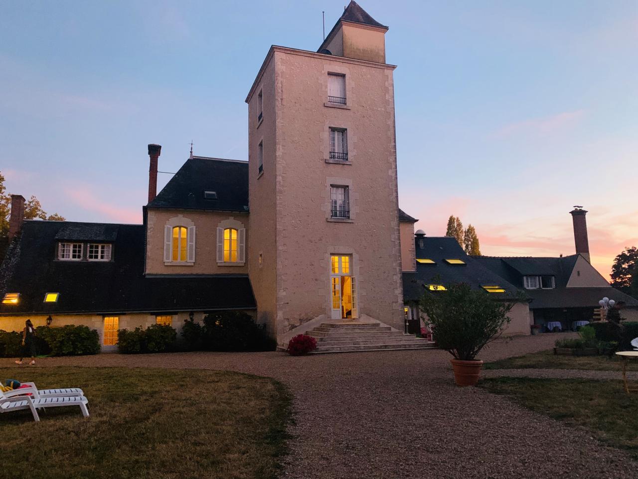 Hotel Relais des Landes - Terrace - Garden